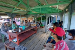 Pembinaan dan penilaian KUB di Kec. Belakang Padang.