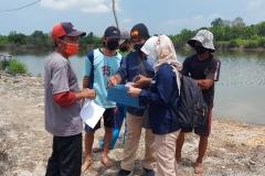 Mendampingi Tim Wasdu Irjen KESDM RI pada Pemeriksaan Konverter Kit BBM ke BBG untuk Nelayan Sasaran di Dapur 12, Kel. Sei Pelunggut Kec. Sagulung.