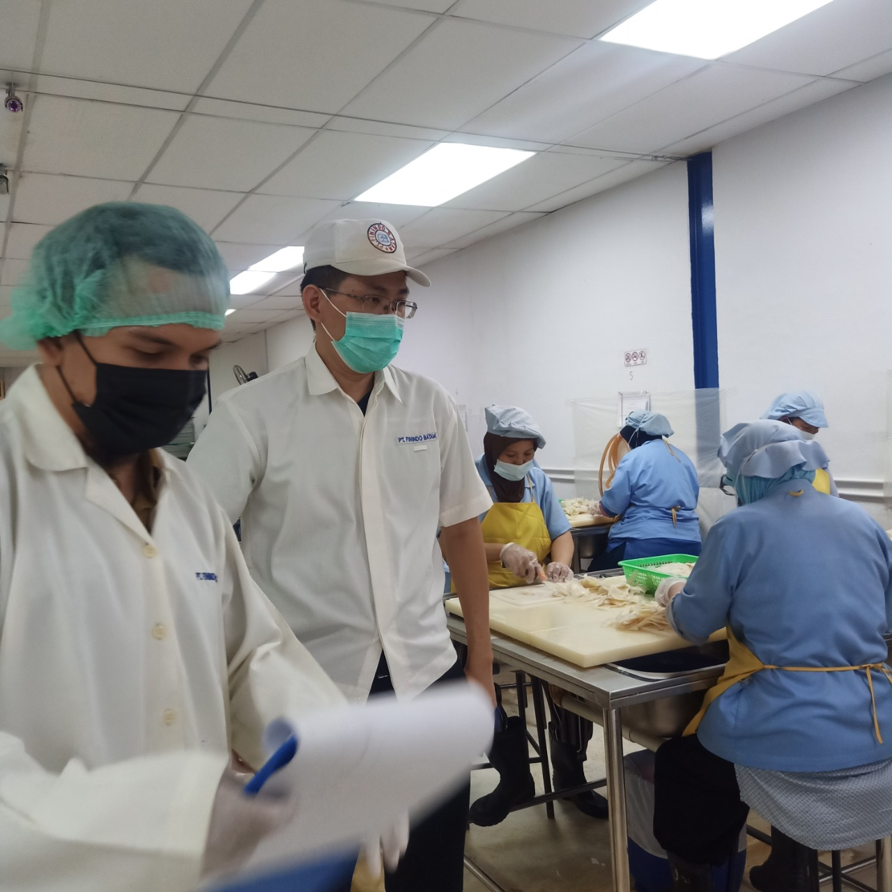 Melakukan-inventarisasi-dan-pembinaan-mutu-produk-di-UPI-PT-Finindo.
